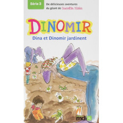 Dinomir - Série 3 - Lot de 6 albums