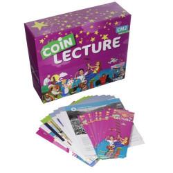 Le Coin Lecture - Coffret CM2