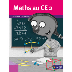 Maths au CE2 - Guide de...