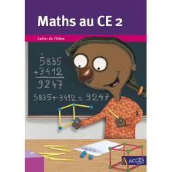 Maths au CE2 - Cahier de...
