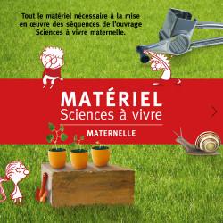 Matériel Sciences à vivre...
