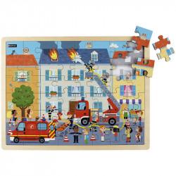 Puzzle grande scène - Les...