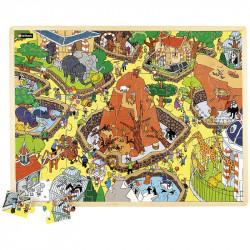 Puzzle grande scène - Le...