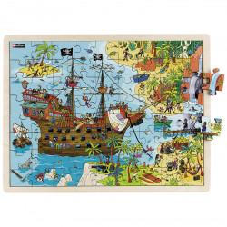 Puzzle grandes scènes - Les...